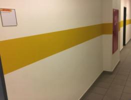 Wand Funktionsstreichen